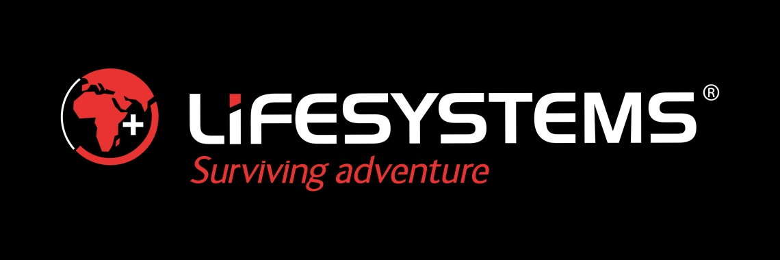 Lifesystems Negative with Strapline