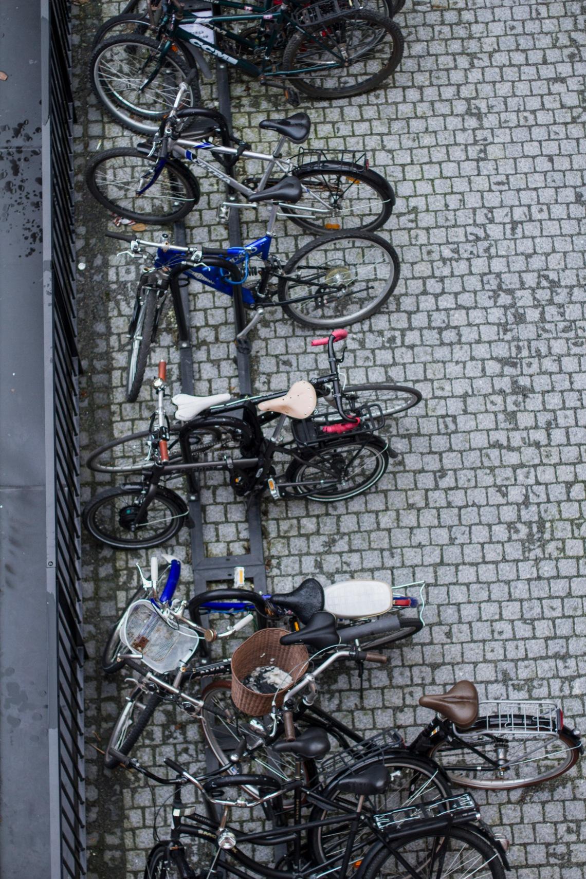 Stockholm bikes