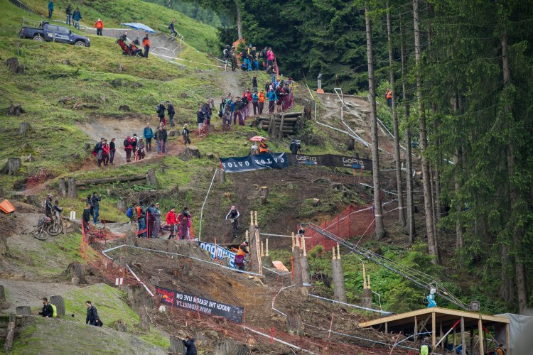 Leogang Quali First Tech Overview