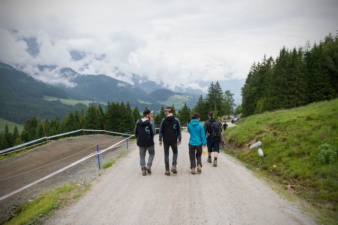 Leogang Team Walking Track
