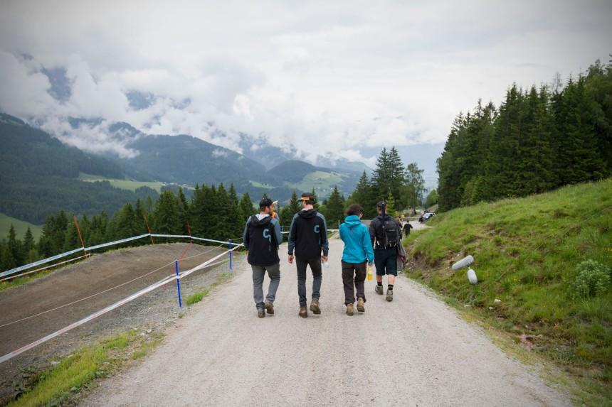 Leogang Team Walking Track