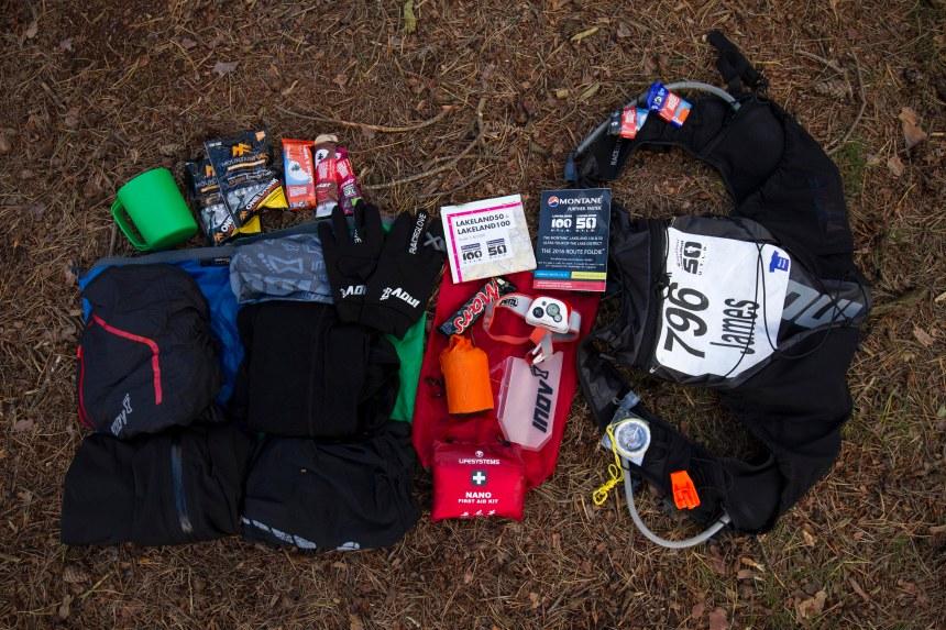 Lakeland kit shot