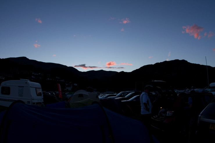Lifesystems Sunset