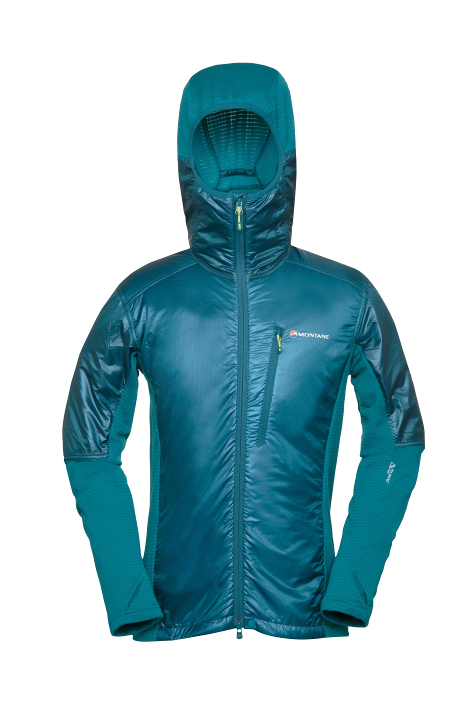 1001115 - Fusion Alpha - Zanskar Blue - Front Hood up