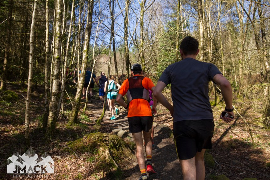 Run Coed Y Brenin Ultra Weekend 6 mile 3