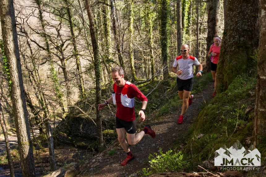 Run Coed Y Brenin Ultra Weekend 6 mile 6