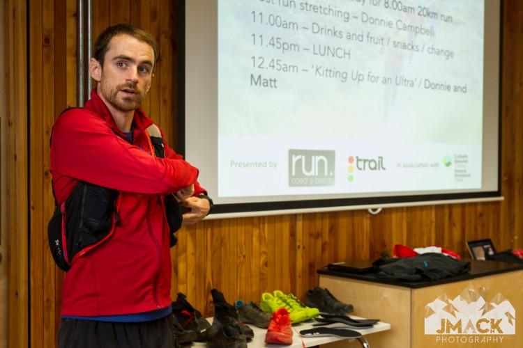 Run Coed Y Brenin Ultra Weekend Day 2 Mike 1