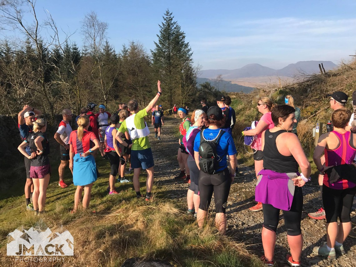 Run Coed Y Brenin Ultra Weekend Day 2 run 2