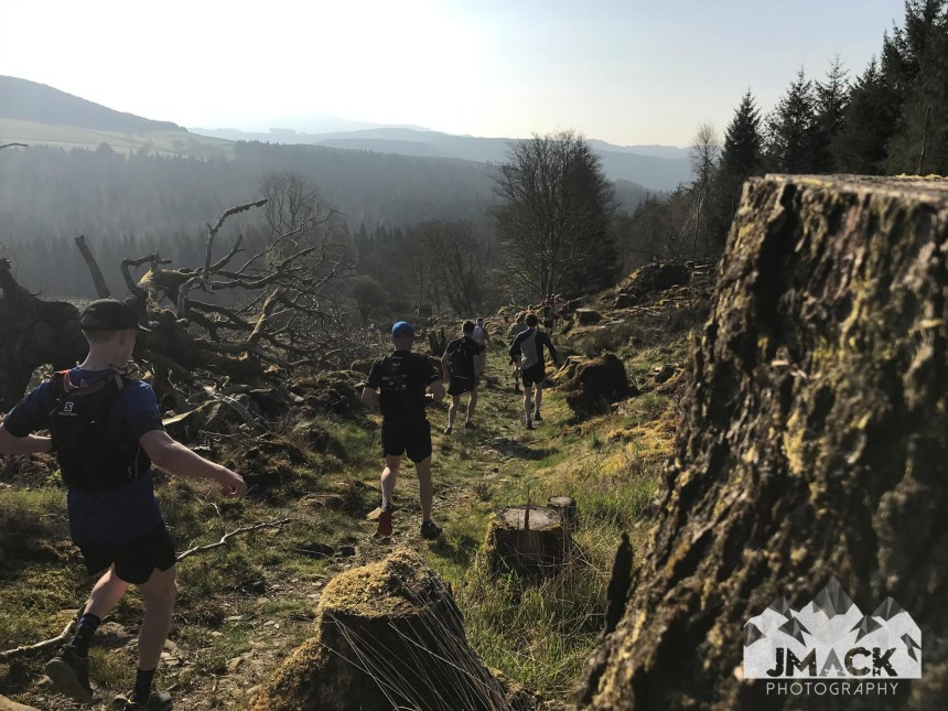Run Coed Y Brenin Ultra Weekend Day 2 run 3