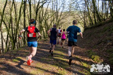 Run Coed Y Brenin Ultra Weekend Descent 2