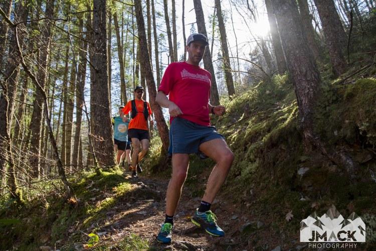 Run Coed Y Brenin Ultra Weekend Descent