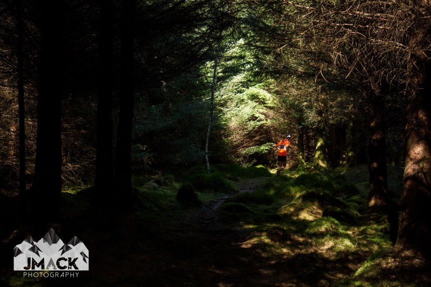 Run Coed Y Brenin Ultra Weekend Mike solo