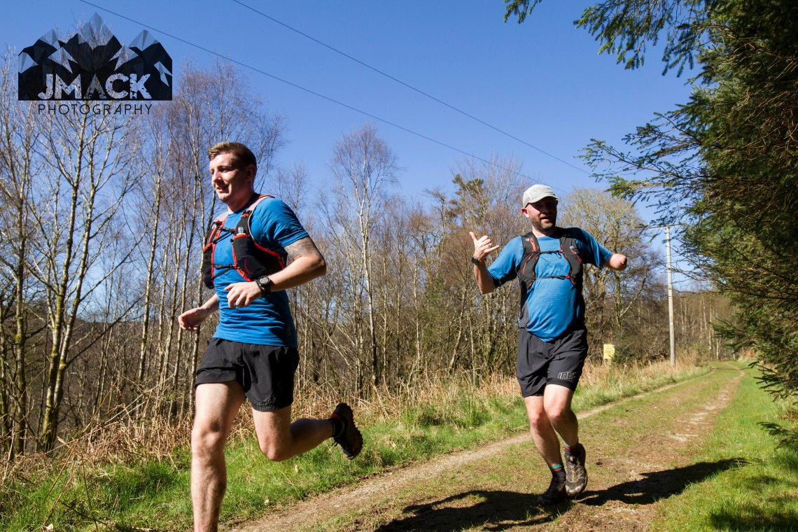 Run Coed Y Brenin Ultra Weekend shakee