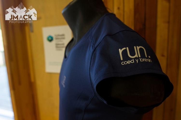 Run Coed Y Brenin Ultra Weekend Shirt