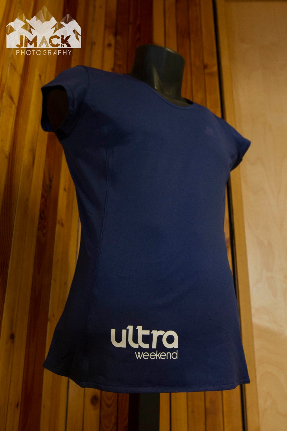 Run Coed Y Brenin Ultra Weekend T-shirt