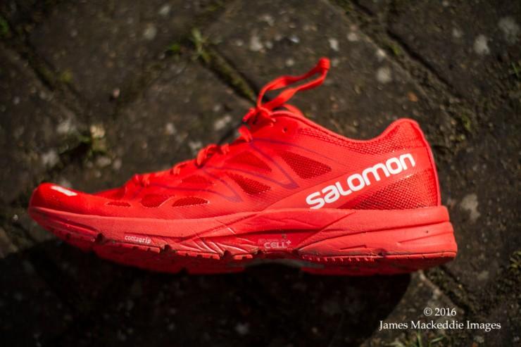 Salomon SLAB SONIC side flat