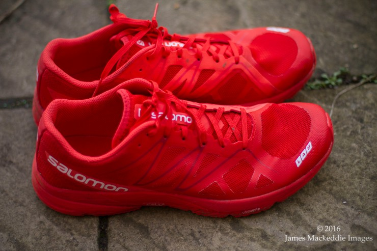 Salomon SLAB SONIC side pair