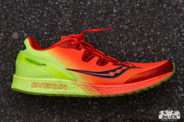 Saucony Freedom ISO Side