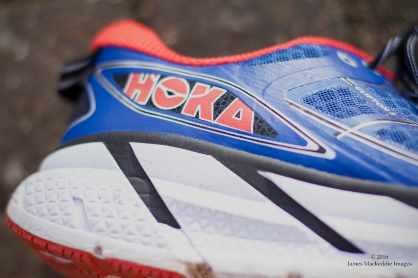 Hoka Clifton 2 rear half