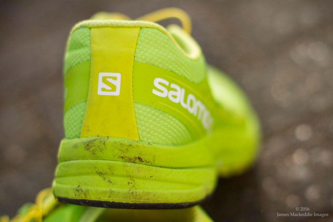 Salomon Sonic Pro Heel Cup