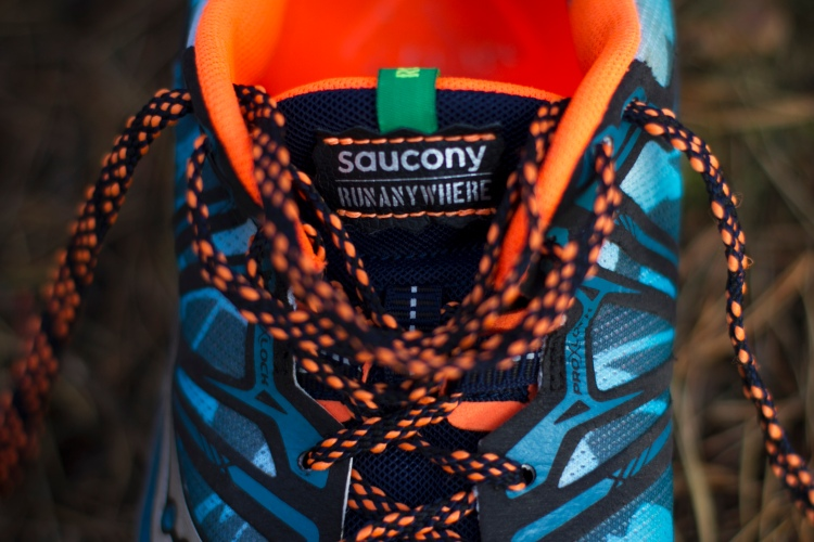 Saucony Xodus Run anywhere
