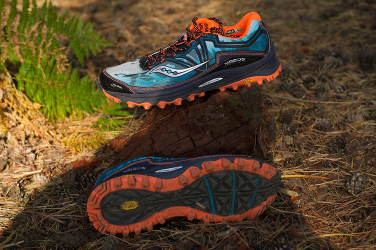 Saucony Xodus stump