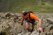 Mountain Fuel Billy Bland Relay Great Gable Climbing 5