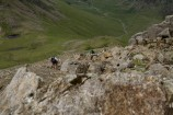 Mountain Fuel Billy Bland Relay Great Gable Climbing 7