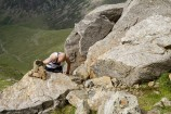 Mountain Fuel Billy Bland Relay Great Gable Final Push