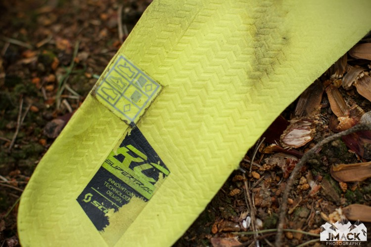 Scott Supertrac RC insole