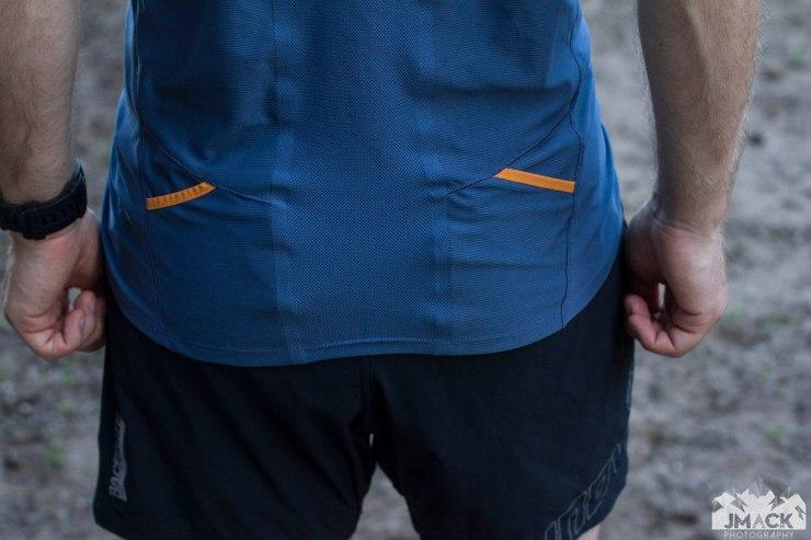 Salomon Fast Wing HZ Rear Pockets