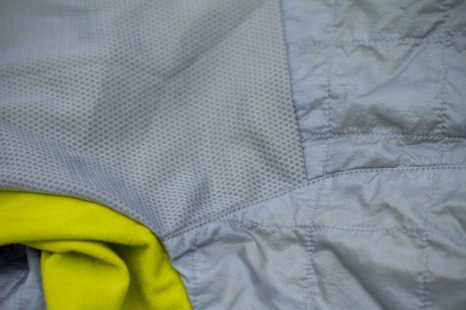 Arcteryx Atom SL 3 panels