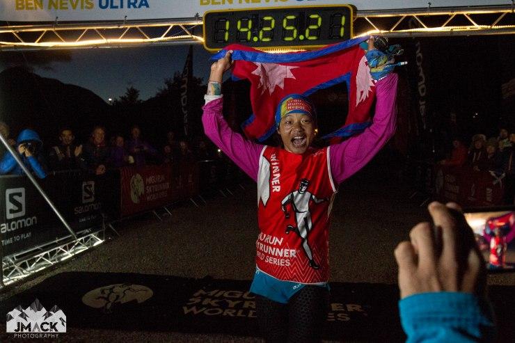 Ben Nevis Ultra Mira Rai Finish