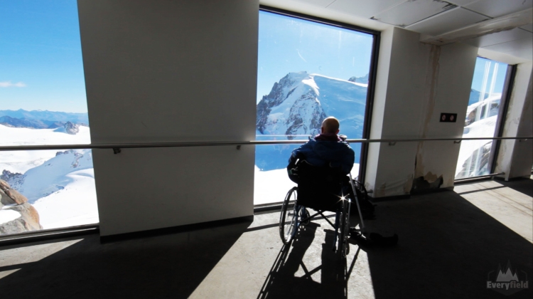 Steve Wheelchair (PC- Everyfield Collection)