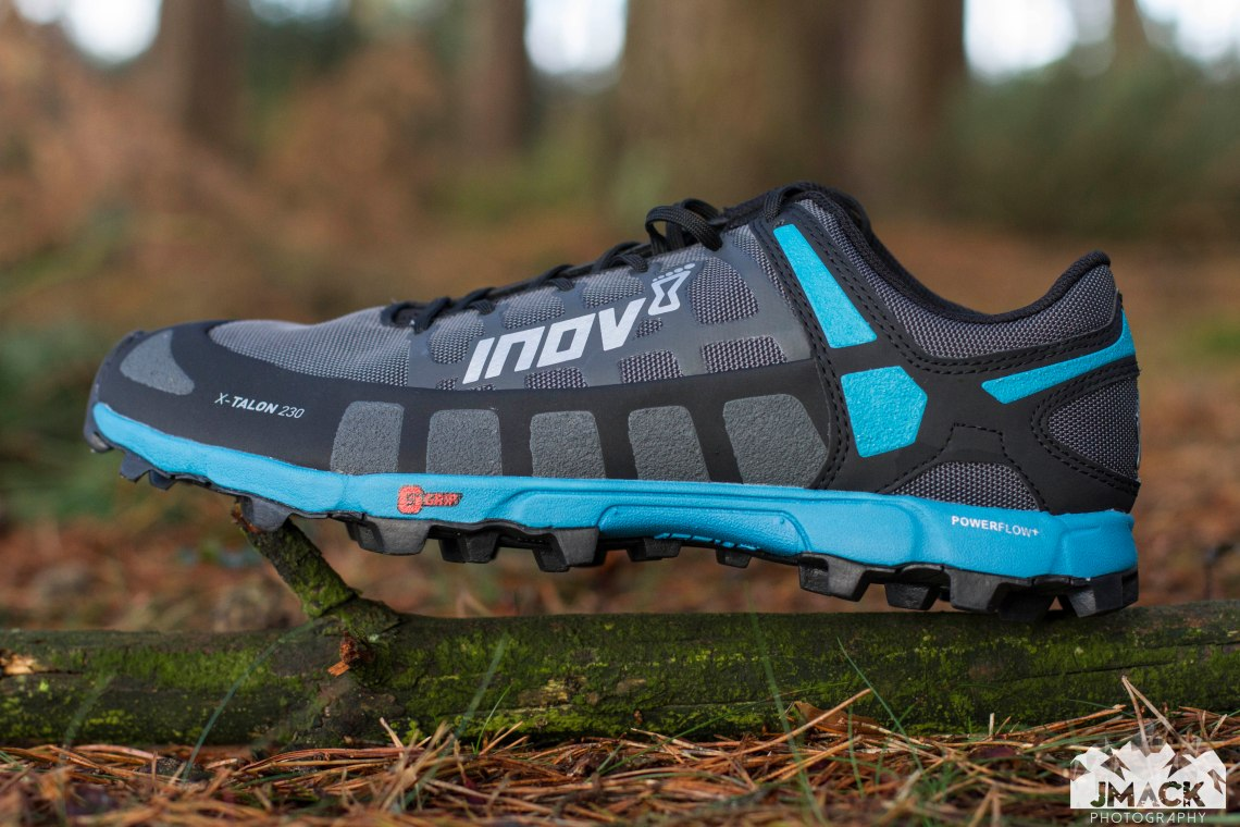 inov-8 X-Talon 230 on a stick