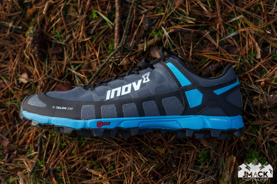 inov-8 X-Talon 230 Side profile flat