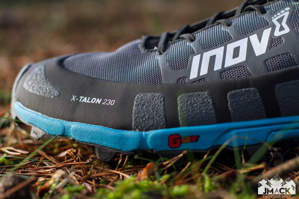 inov-8 X-Talon 230 side toe