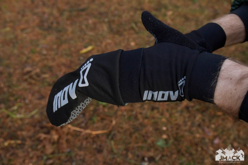 inov8 extreme mits putting on