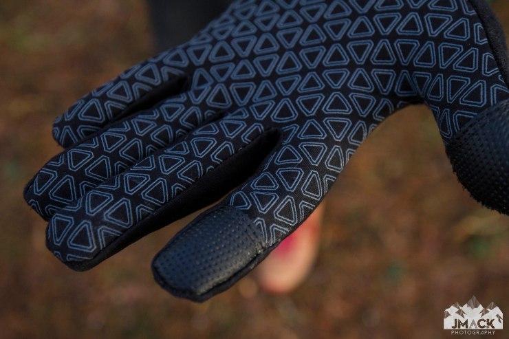 inov8 new gloves fingers