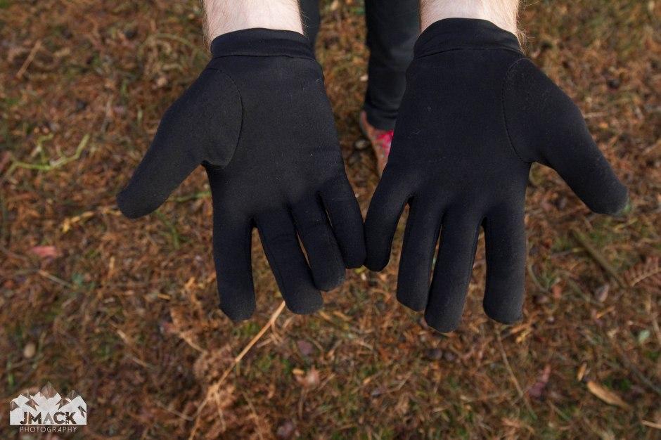 inov8 old gloves back