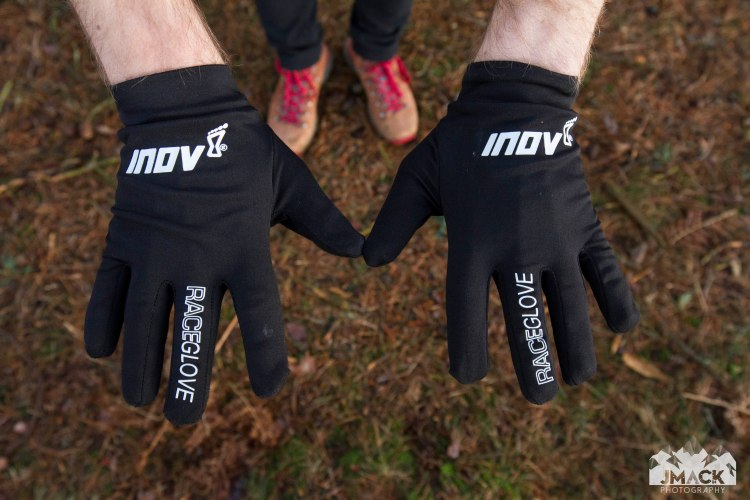 inov8 old gloves pair front