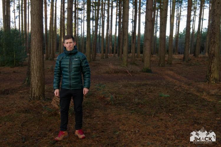Adidas Down Jacket 1