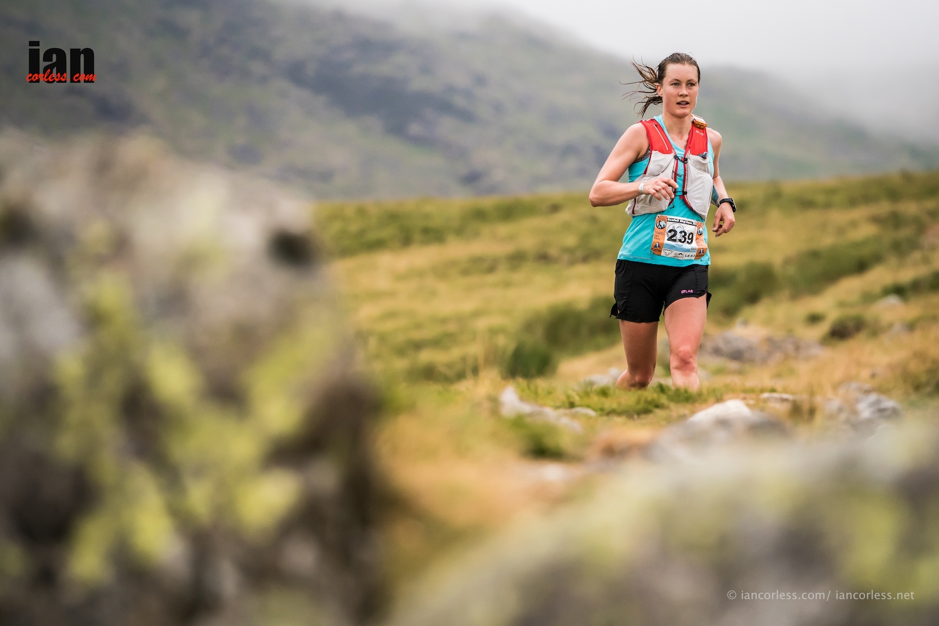 Married couple Henriette and Jonathan Albon win the Scafell