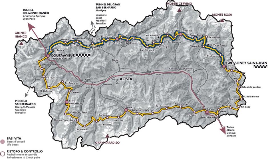 TDG 18 Map