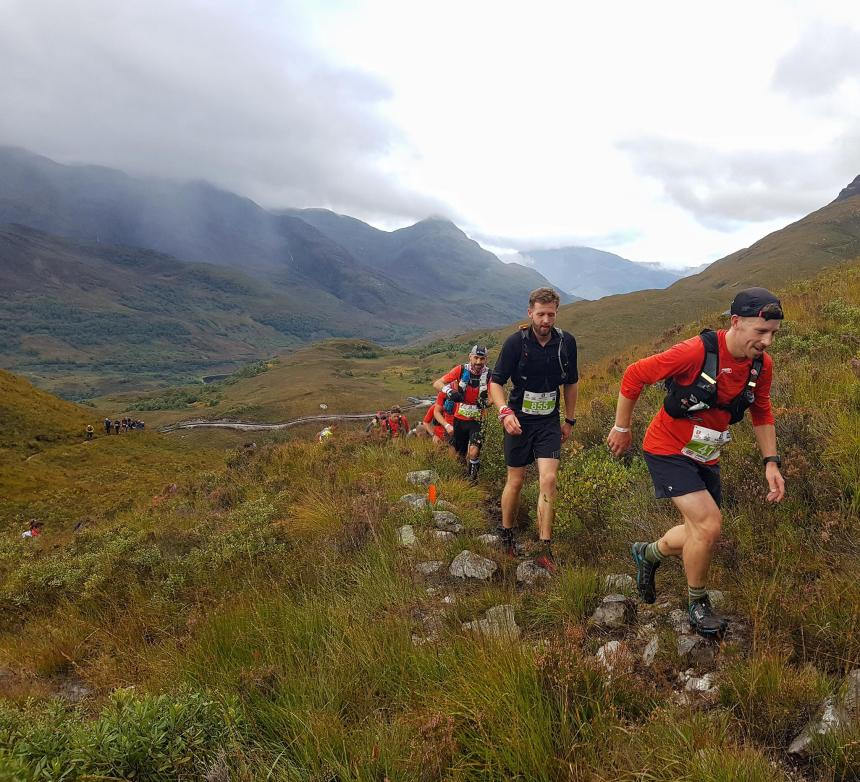 James Mackeddie Ring of Steall USWE Pace 12