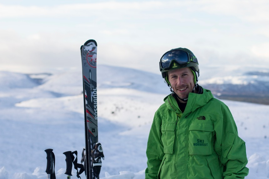 james ski
