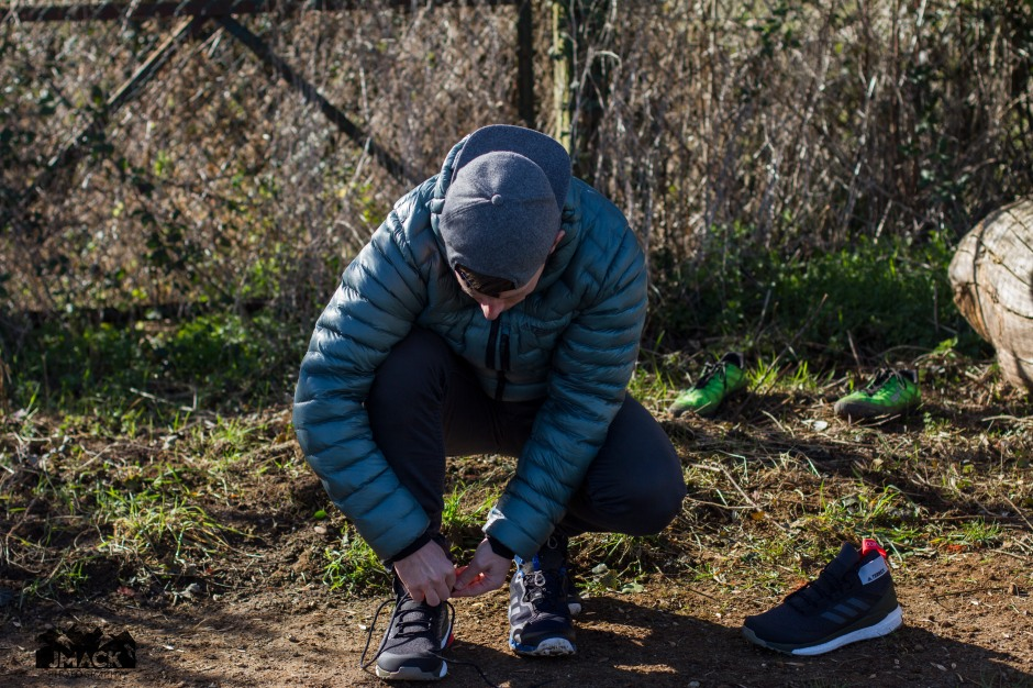 Adidas Terrex Free Hiker 17