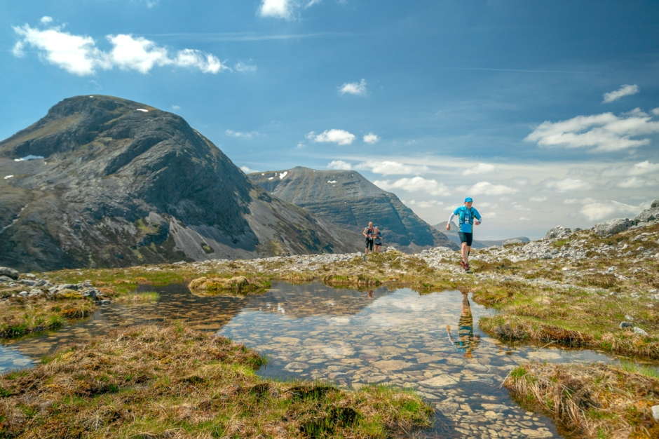 Spectacular scenery on the route of the Cape Wrath Ultra - photo copyright Steve Ashworth